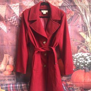 Michael Michael Kors red 70 percent jacket